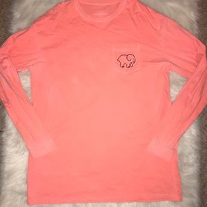 Ivory Ella Long Sleeve T Shirt
